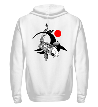 ♥ Japan Design - Nishikigoi - Koi Fish 1
