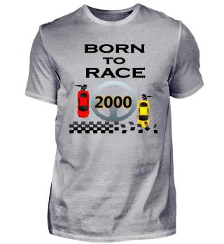 Born to Race Racing Autos Rennen 2000