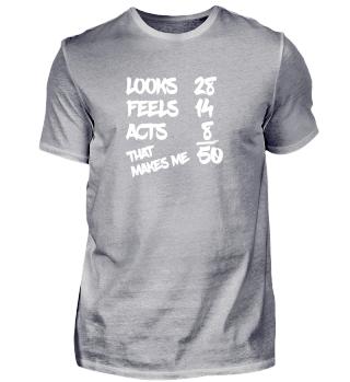 T Shirt 40 Geburtstag lustig Geschenk