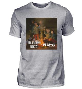T-Shirt Herren - Bataillon (+ Déjà-vu)