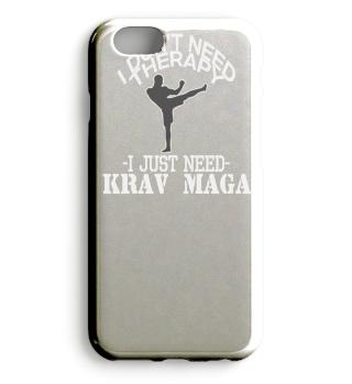 Krav Maga is all I need