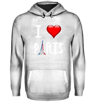 Paris, I love Paris