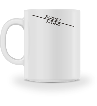Buggy Kiting line - black