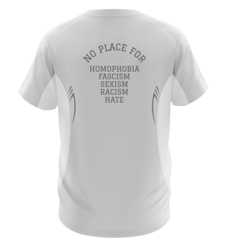 against racism Shirt Tee stay friendly