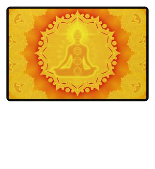 ♥ Yoga Lotus Meditation Chakren III Matt