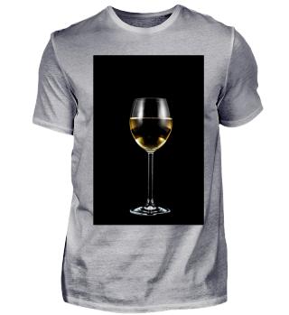 Glas Wein JGA