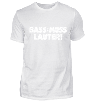 BASS: MUSS LAUTER Vintage White