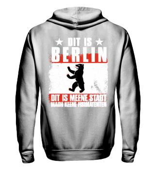 Dit is Berlin - Meine Stadt Geschenk