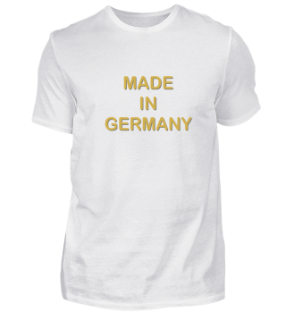 Be Different - Made in germany