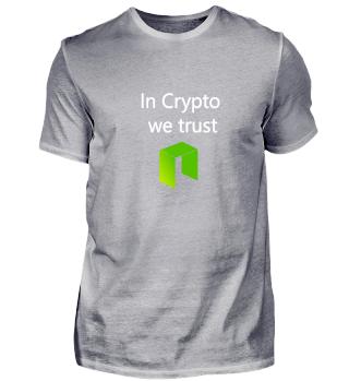 Neo | In Crypto we trust