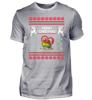 Agaporniden Unzertrennliche Weihnachten