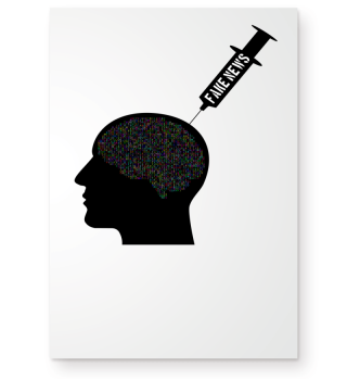 Fake News Infitration Injection Brain