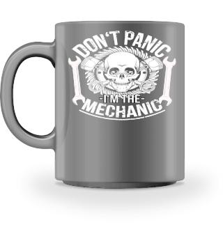 I'm the mechanic