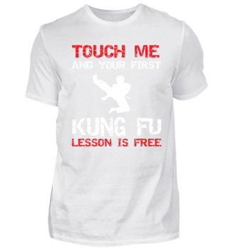 Funny Martial Arts Kung Fu Shirt Gift