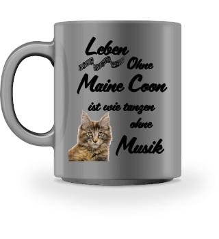 Maine Coon Tasse