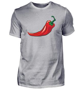 Chili / Peperoni (weiß)