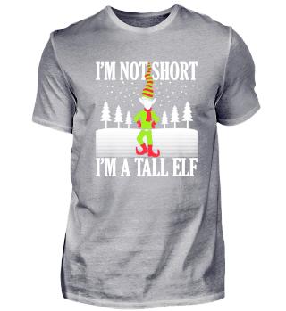 I´M NOT SHORT - I´M A TALLEF - MAN