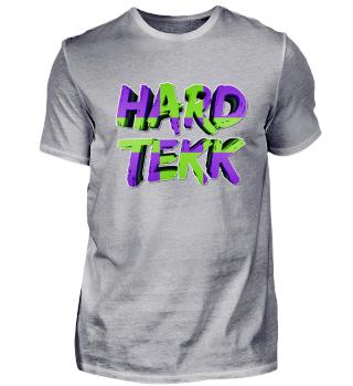 HardTekk 3D Schriftzug 005