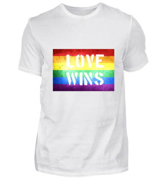 Gay marriage love wins CSD gift