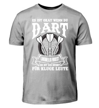 Dart - Sport für kluge Leute