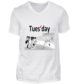 Tuesday Football Sport by Fit & Fun Wear