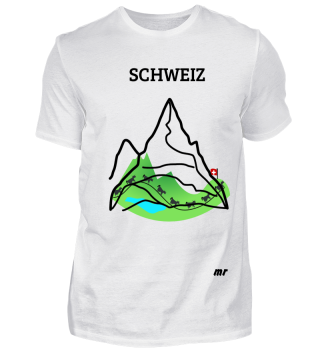 schweiz, alpaufzug, berge, geschenk