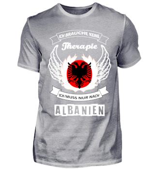 Therapie Albanien
