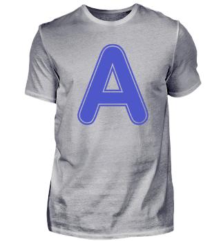 Alphabet - Letter - A