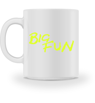 BigFuN Tasse