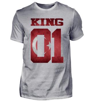 01 Türkiye King Queen Türkei