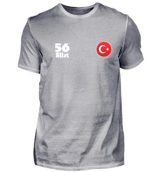 SIIRT 56 - AYYILDIZ