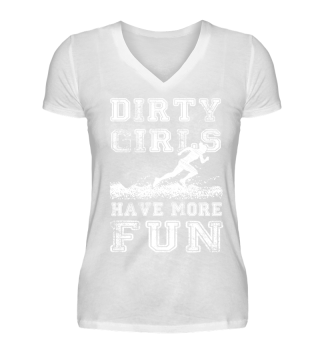 Dirty Girls have more fun - Running