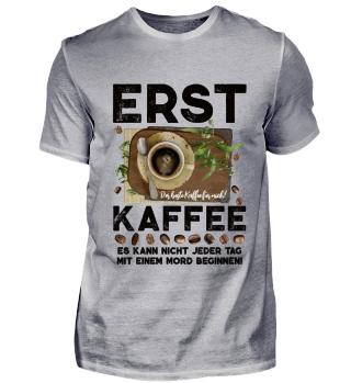 ☛ ERST KAFFEE... #1.26