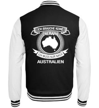 Australien College Jacke
