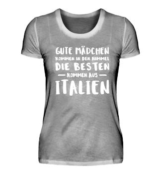 Besten Mädchen kommen aus Italien