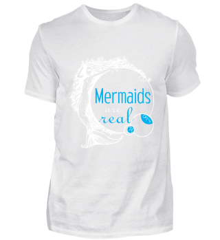 mermaids are real gift
