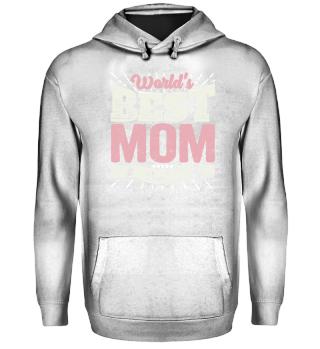 Mutter Geschenk Shirt: World's Best Mom