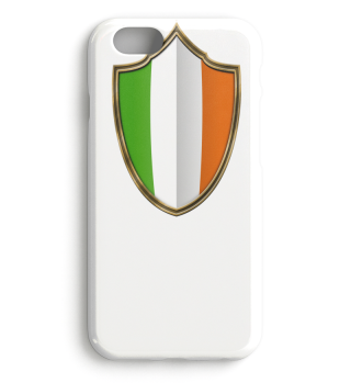 Irland-Ireland Wappen Flagge 016