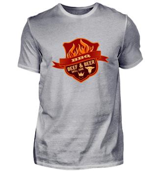 GRILL SHIRT · AMERICAN BBQ #1.7