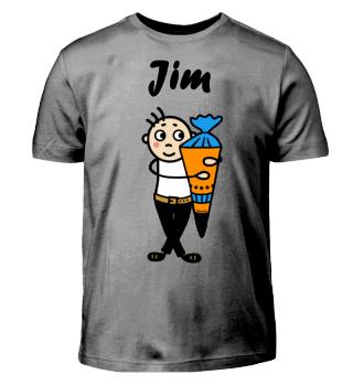 Jim - Einschulung I-Dötzchen