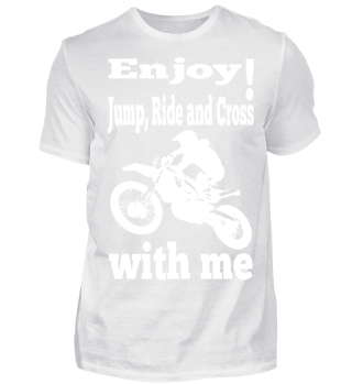Enjoy! Jump Ride and Cross with me 4 W