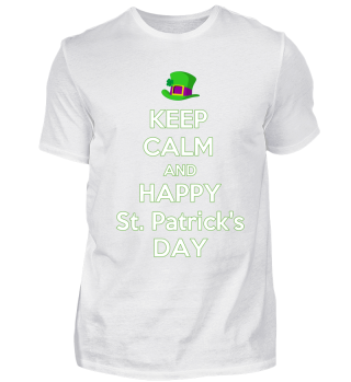 ☛KEEP CALM AND HAPPY ST. PATRICK'S DAY