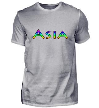 T-Shirt - Asia - Asien