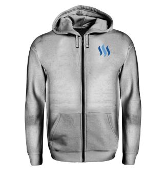 Steem Zipper - Logo Used Look