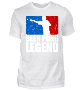 BEER PONG LEGEND