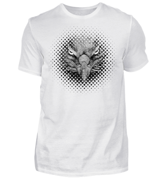 Strong EAGLE Face halftone II