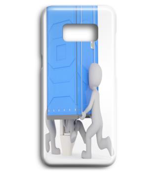 TOILET PRANK SAMSUNG PREMIUM PHONE CASE