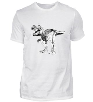 Cooles Dinosaurier Tees