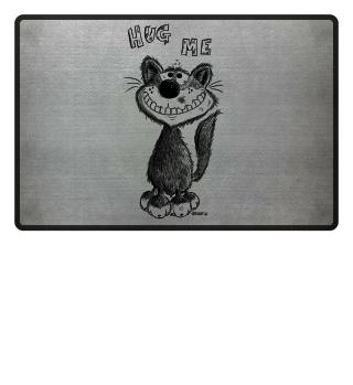 Funny Hug Me Cat - Cats - Gift