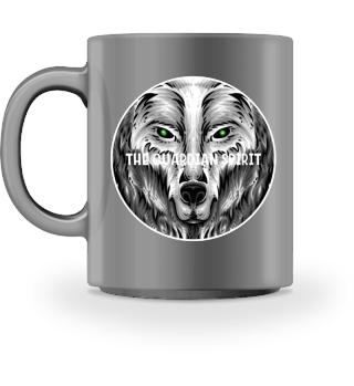 ♥ SCHUTZGEIST · WOLF · KREIS #1WT
